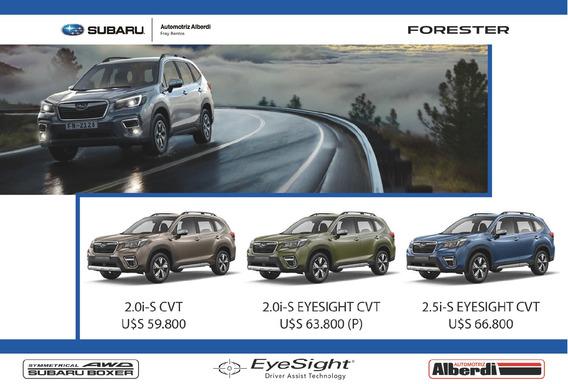 All New Subaru Forester Suv 2019 2.0-s Y 2.5-s Eyesight