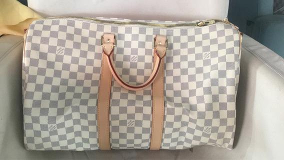 Súper Rebaja!!!bolso Speedy 45 Louis Vuitton 100% Cuero