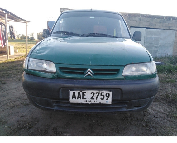 Citroën Berlingo Manual