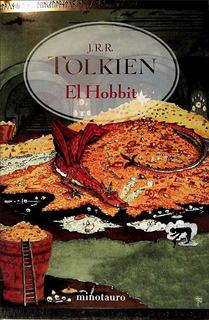 Tolkien - El Hobbit - Tapa Dura - Edición De Lujo