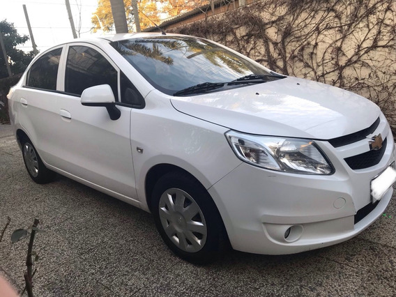 Chevrolet Sail Lt 2014 Abs Airbags Isofix
