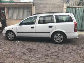Chevrolet Astra 2.0 5p Básico B Mt 2001