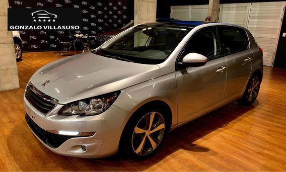 Peugeot 308 1.6 Extrafull 165hp