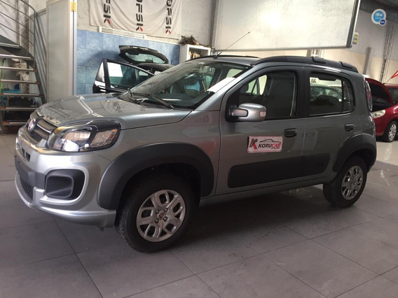 Fiat Evo Way Full 0km 2019! U$d13.990! Financia %100