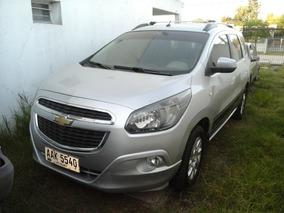 Chevrolet Spin 1.8 Ltz 5as 105cv 7 Plazas 2014 Flamante Pto