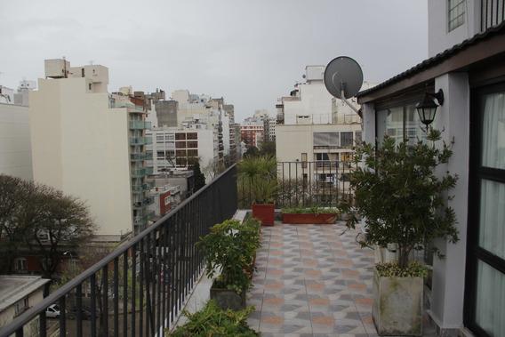 Penthouse 1 Dormitorio Amueblado Alquiler - Villa Biarritz