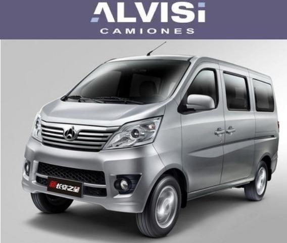 Chana Star Std Minibus 8 Pasajeros Iva Incluido