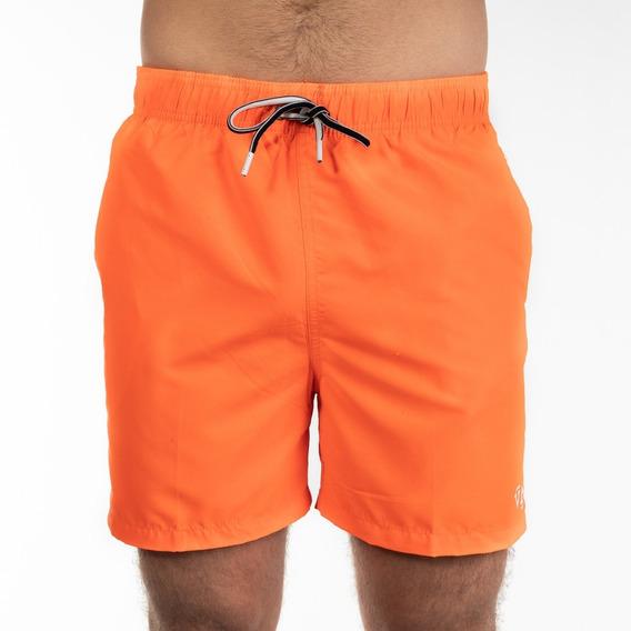 Short Baño / Bermuda De Hombre Turk Neon 003