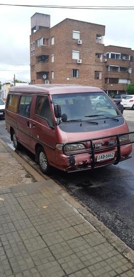 Hyundai H100 2.5 12 Pas Spr Minibus 1995