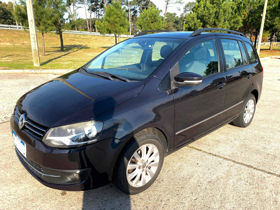 Volkswagen Suran 1.6 Imotion Highline 11c 2011