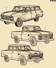 Manual De Taller Chevrolet C10 Pick Up Veraneio Viejas Pdf