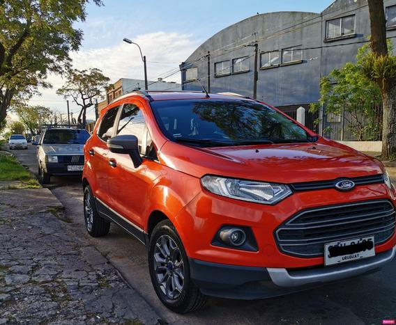 Ford Ecosport 2014 Unico Dueño Excelente Estado Buen Precio