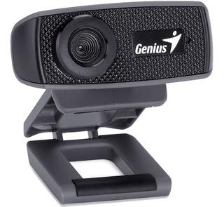 Camara Web Hd Genius Facecam 1000x Videollamadas Conferencia