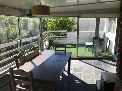 Oportunidad! Unico Penthouse En Pocitos Con Barbacoa, 3 Dorm