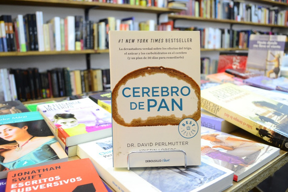Cerebro De Pan. David Perlmutter.