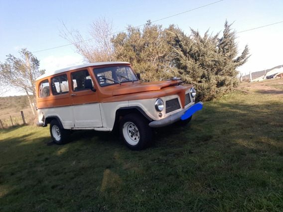 Ford Willys Rural