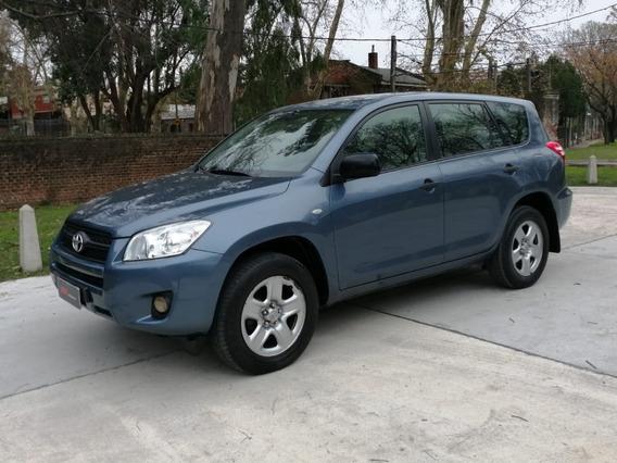 Toyota Rav4 2.4 4x2 At 2010 (( Gl Motors )) Financiamos!