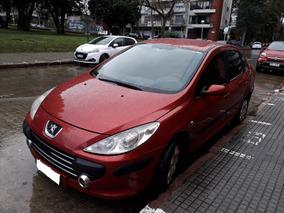 Liquido! Peugeot 307 1.6 Nafta Sedan - Full