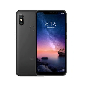 Xiaomi Note 6 Pro Dual Sim Negro 64g Libre
