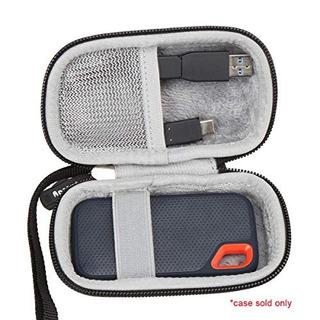 Aproca Hard Travel Case Bag Compatible Sandisk 500gb 250gb 1