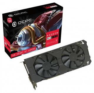 Tarjeta Video Forza Radeon Rx580 8gb Ddr5 256bit Dvi-d Nnet
