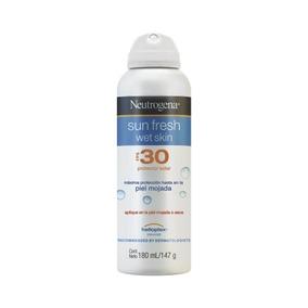 Protector Solar Neutrogena Sun Fresh Aerosol Fps30 180 Ml