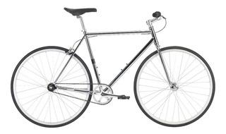 Bicicleta Del Sol Projekt Fixie Chrome