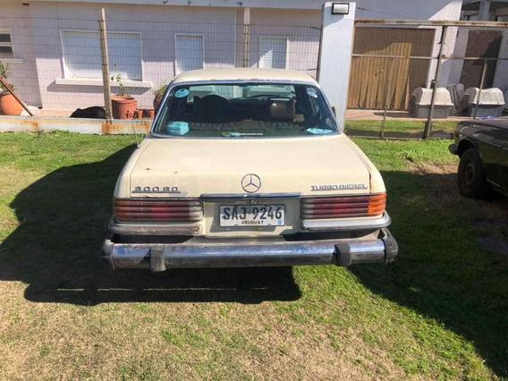 Mercedes-benz 300 Sd Y 300d