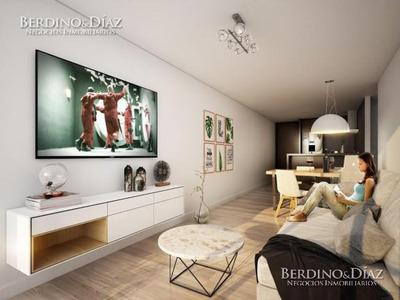 Espectacular Apartamento En Pocitos Con Amenities