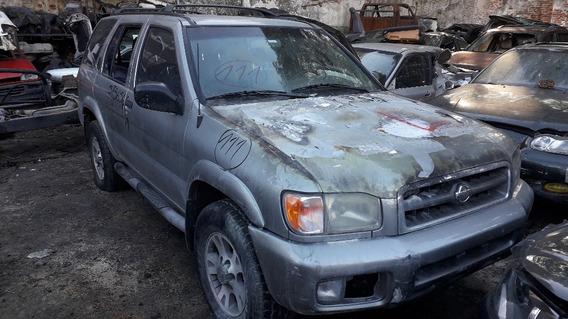 Nissan Pathfinder X Partes