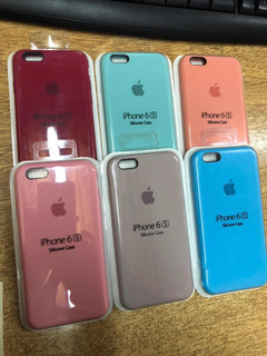 Silicone Case iPhone 6, 6s, 7 7 Plus, 8 8 Plus, X