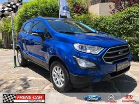 Ford Ecosport 1.5 Se Mt 123hp 4x2 Entrega Inmediata!