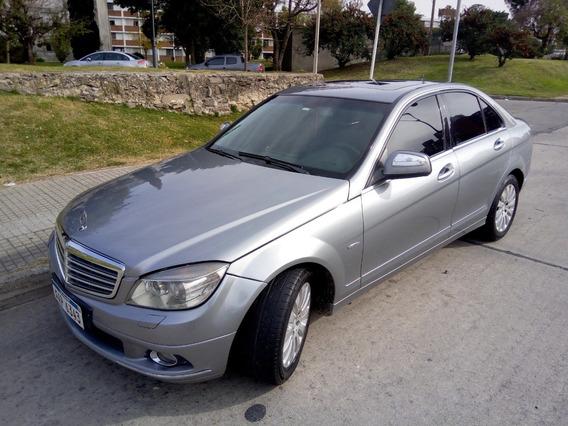 Mercedes Benz C230 2.5cc Año 2008¡¡¡extra Full¡¡u$s 20900¡¡¡