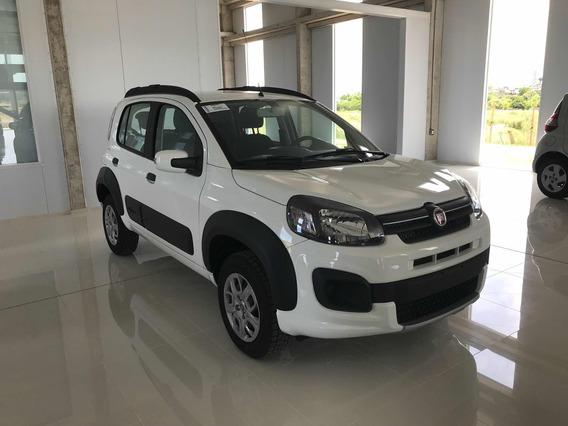 Fiat Uno 1.4 Way L 2019 Entrega Inmediata!