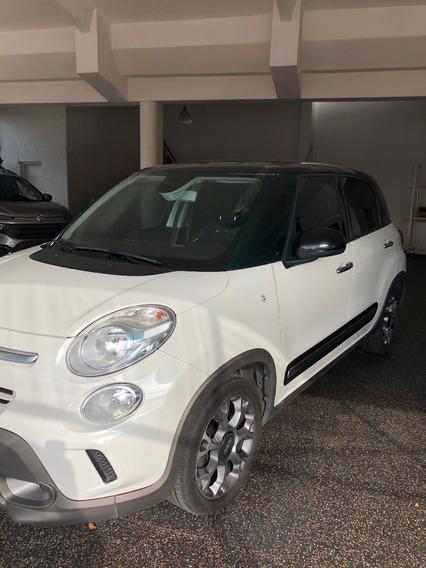 Fiat 500 L Trekking, 1.4 Cc, Modelo 2016, Nafta, Unico Dueño