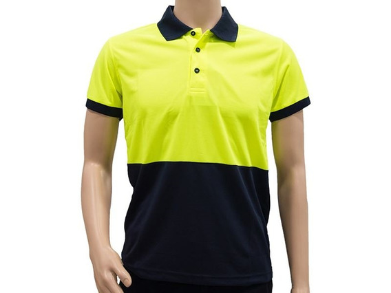 Remera Polo Dry Cool Adulto Sublimable Trabajo - Disershop