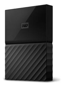 Disco Duro Externo Hdd Ext 2.5 Wd Mypassp U 4tb Usb3 Negro