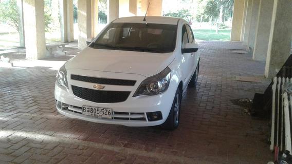 Chevrolet Ágile 2013