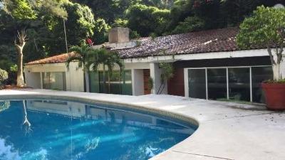 Hermosa Casa Con Alberca En Cuernavaca