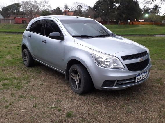 Chevrolet Agile 1.4 Ls Aa+da+mp3 2012