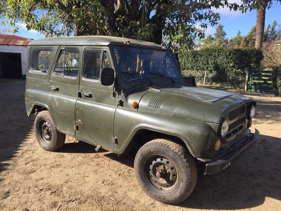 Jeep Uaz 2.5 2002 Perfecto Estado Us$ 7.500