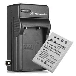 Batería + Cargador En-el5 Cámara Nikon P500 P510 Ph Ventas