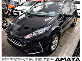 Ford Fiesta Kinetic Design 1.6 S Plus 2019