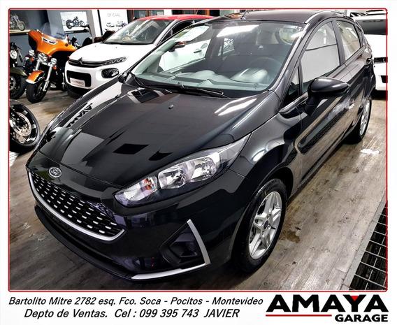 Amaya Garage Ford Fiesta Kinetic Design 1.6 S Plus 2019