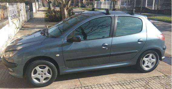 Peugeot 206 Xr Premium 1.6 - Argentino