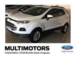 Ecosport Se - Nueva - Unico Dueño - U$s19.500
