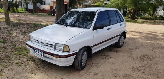 Ford Festiva 1.3 Cl 1994 Flamante! U$s 1500 Y Cuotas