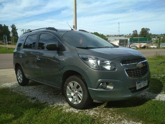 Chevrolet Spin 1.8 Ltz 7as At 105cv 2013