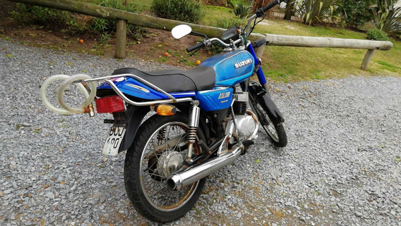 Suzuki Ax 100 Special