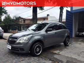 !! Chevrolet Agile Ls Muy Buen Estado Permuto Financio !!